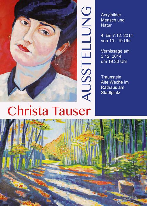 Ausstellung in Traunstein 4.-7.12.