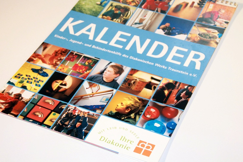 Kalender Design Tauser